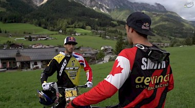 UCI MTB DH Worldcup 2014