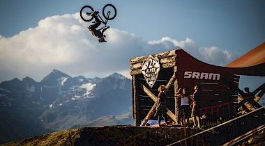 Steps to the Top - Brandon Semenuk in L2A