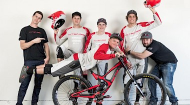 Intense 2016 Factory Team