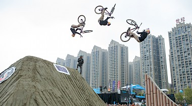 FMB World Tour – Season-Closing in China