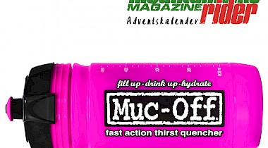 ADVENTSKALENDER TAG 6: MUC-OFF