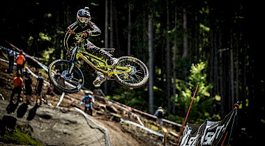 UCI Downhill Worldcup #7