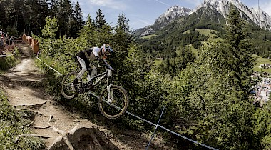 Livestream: Downhill World Cup in Leogang