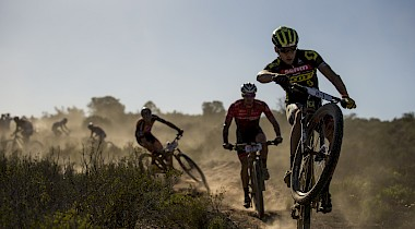Steps to the Top – Cape Epic