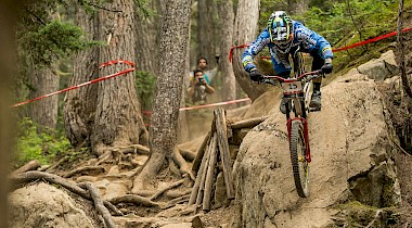 Crankworx Whistler: Sam Hill gewinnt Downhill