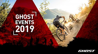 Die GHOST Events 2019