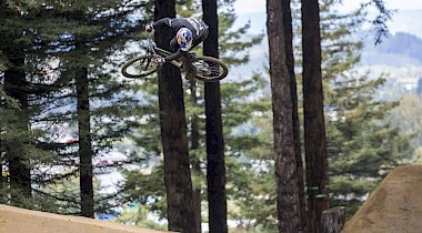 Crankworx Rotorua Maxxis Slopestyle in Memory of McGazza Live auf Red Bull TV