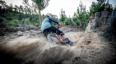 DOKUMENTATION - Orbea Enduro Team in Tasmanien und Rotorua, NZ