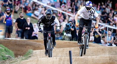 Der Crankworx Whistler Speed & Style live auf Red Bull TV