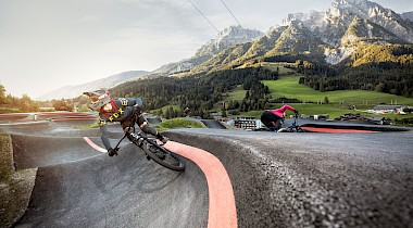 Doppelte Bike-WM in Saalfelden Leogang