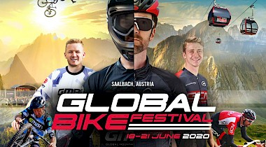 Global Bike Festival in Saalbach Hinterglemm